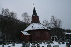 Bøverdal kyrkje