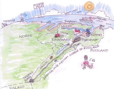 karttegning