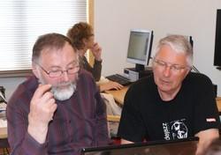 Dataklubb Sivert og Ole T