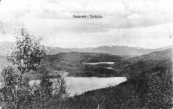 Gaasvatn i Rindalen