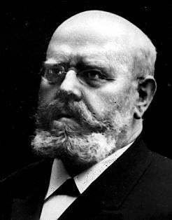 Portrett av Jørgen Løvland