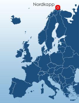 Kart Europa