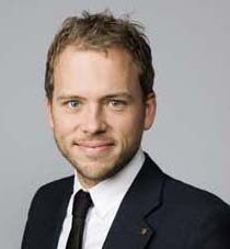 Integrasjonsminister Audun Lysbakken