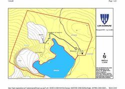 Klimapark2469 kartskisse