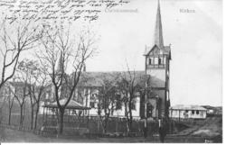 Christianssund Kirken 1910