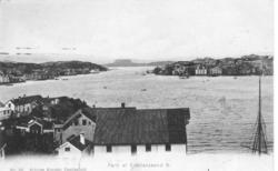 Parti af Kristiansund N 1905