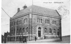 Norges Bank Kristiansund N 1908
