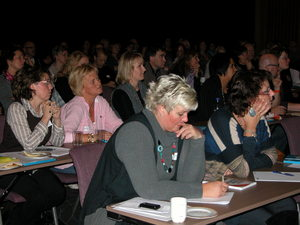 Tankevekkende temaer på Foreldrekonferansen 2010