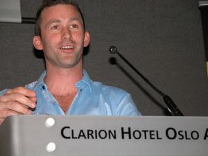 Christopher Beckham Foreldrekonferansen 2010