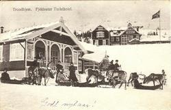 Trondhjem. Fjeldseter Turisthotel 1908