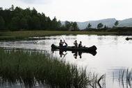 Kanotur øygarden Hauklandsheia