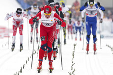 Petter Northug, Tour de Ski 7. etp. Val di Fiemme. Foto: Hemmersbach/NordicFocus.