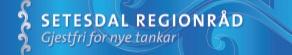 Setesdal regionråd logo