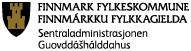 Logo Finnmark fylkeskommune