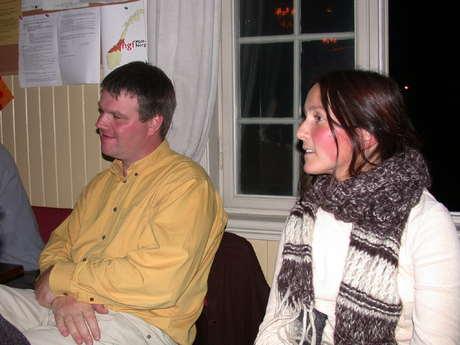 HansogEmmapåTrondheimsseminaret2004