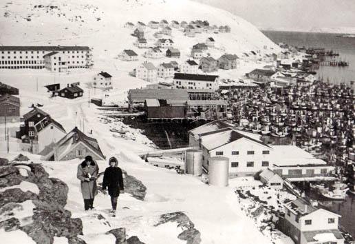 havoysund  1950