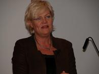 Kristin Halvorsen åpnet konferansen