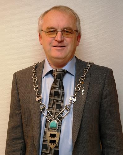 Ordfører Bjørn Ropstad