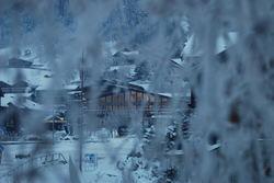 Vinter i Lom