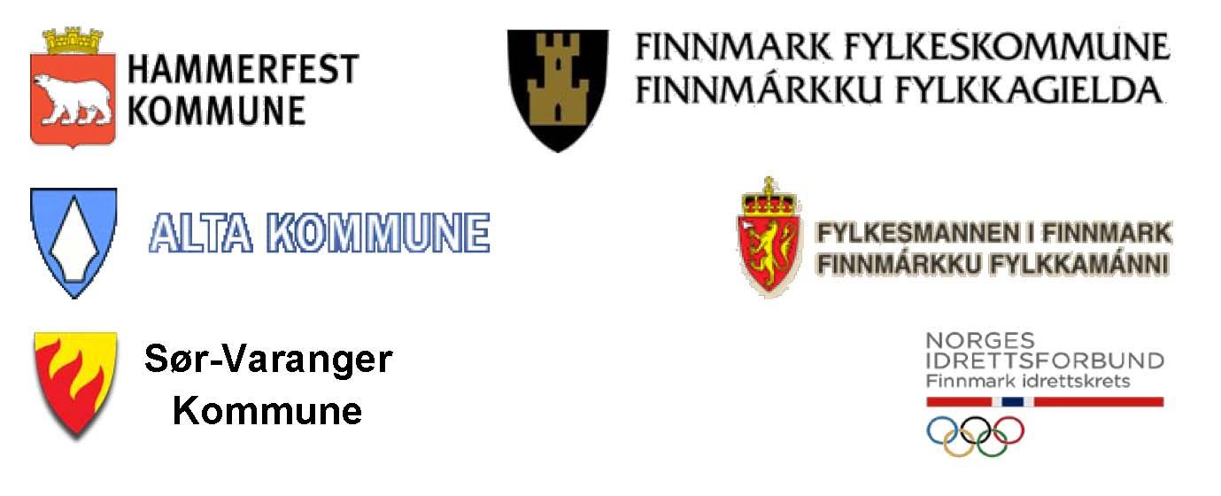 Bli treningskompis i Kirkenes - logo