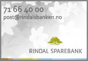 Rindalsbanken