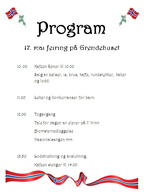 \Program for 17 mai 2012 Jakobsnes grendehus