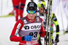 Petter Eliassen er en av 5 nordmenn som skal i aksjon på 5-mila søndag. Foto: Laiho/NordicFocus.