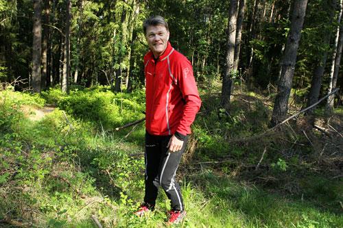 Kåre Tønne. Foto: Erik Borg.