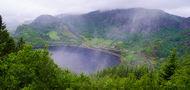 Utsikt fra Tronåsen