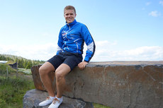 Daniel Stock. Foto: Lillehammer Skiklub/Team Birken.