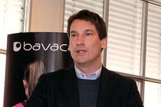 David Nilsson, administrerende direktør for langsløpscupen Ski Classics. Foto: Erik Borg.