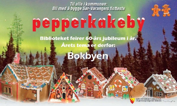 Pepperkakebyen 2012