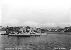 Kristiansund N. Fra Havnen