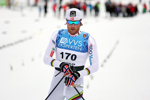 Petter Northug. Foto: Geir Nilsen/Langrenn.com.