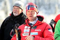 Egil Kristiansen. Foto: Erik Borg.