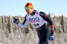 Børre Næss. Foto: Geir Nilsen/Langrenn.com.