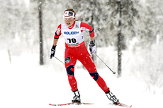 Marthe Kristoffersen i verdenscupen i Gällivare 2012. Foto: Felgenhauer/NordicFocus.