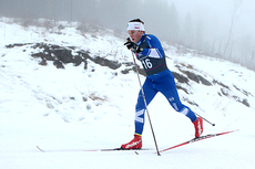 Lillehammer Håvard Solås Taugbøl vant 15 km klassisk i Steinkjer 2013, som en del av Norgescupen for juniorene. Foto: Erik Borg