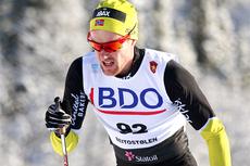 Anders Myrland. Foto: Geir Nilsen/Langrenn.com.