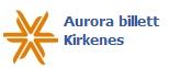 Aurora Bilett Kirkenes - Logo