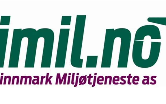 Logo finnmark miljøtjeneste