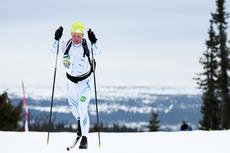 Bjørn Dæhlie i Birkebeinerrennet 2012. Foto: Veltheim/NordicFocus.