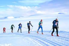 Troll Ski Marathon 2013. Foto: Troll Ski Marathon