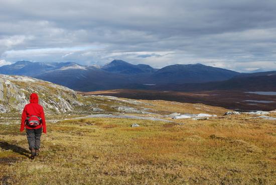 Brurskanken, Geittinden, Forsmofjellet, Raudvatnet