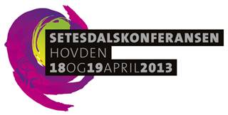 logo setesdalskonferanse  2013