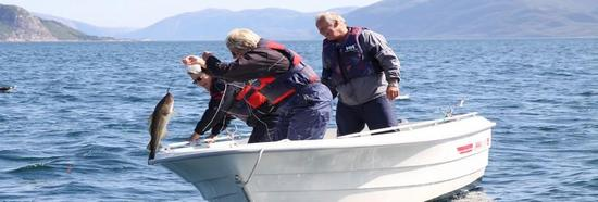 brygga dønna - fiske