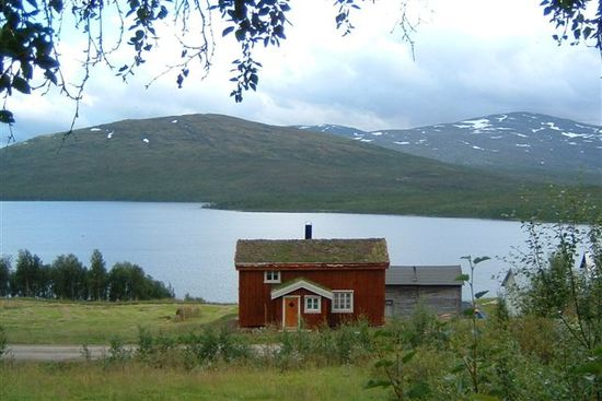 sivertgarenogfavnvatnet
