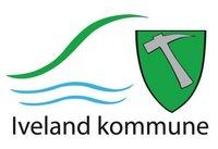 Iveland kommune sin kommunelogo fra 2009