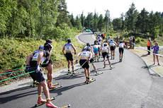 Illustrasjonsbilde fra Toppidrettsveka 2013 i Knyken Skisenter ved Orkanger. Foto: Geir Nilsen/Langrenn.com.