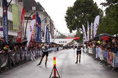 Fra Kirkebakken Grand Prix i Hamar. Foto: Geir Nilsen/Langrenn.com.